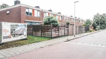Oranjekwartier Projectdoek Woning1